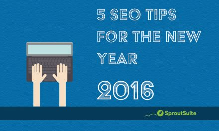 5 SEO Tips for the New Year 2016