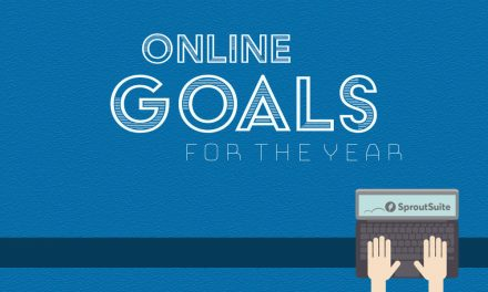 Setting Up Online Goals for the Year