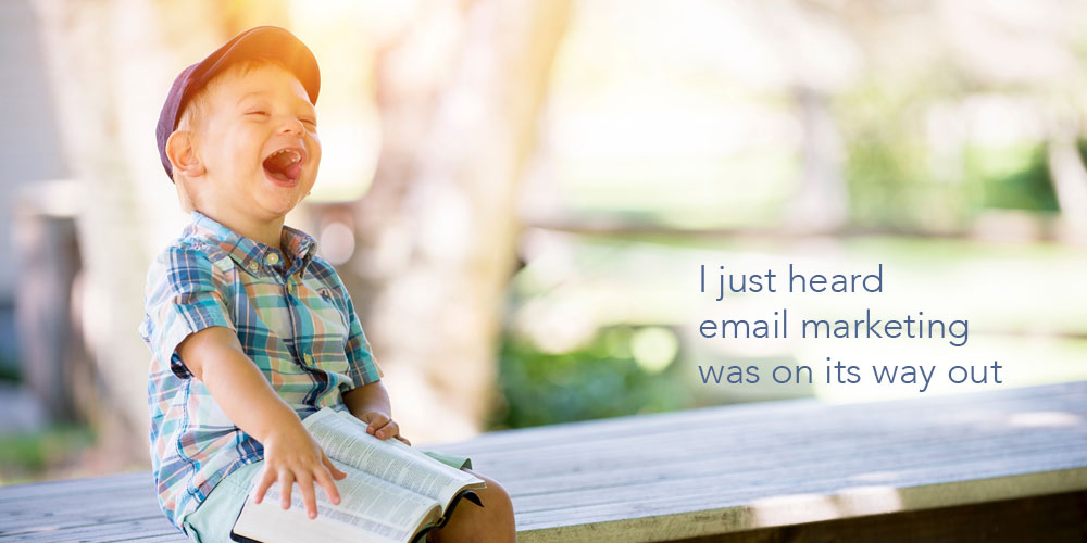 email marketing not dying