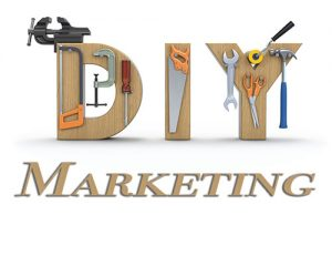 Do it yourself style of online marketing