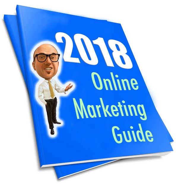 2018 internet marketing guide cover